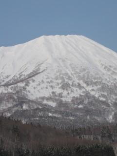 羊蹄山 09-01-30