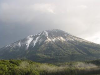 羊蹄山 2010-09-23