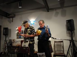 ジェフ&エイモスinヒッコリーウィンド 2010-10-11