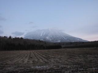 羊蹄山2010-12-15